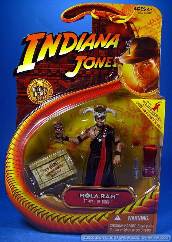 Hasbro Indiana Jones Figures