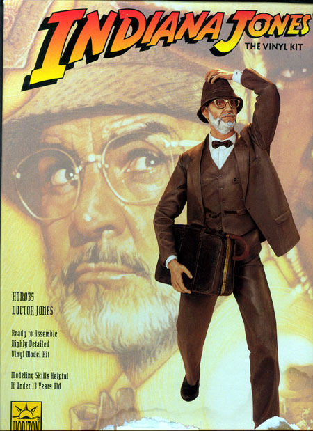Horizon Indiana Jones Figures