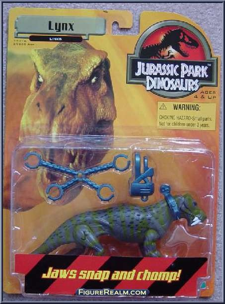 Jurassic Park 3 Velociraptor Toy How many Jurassic Park...