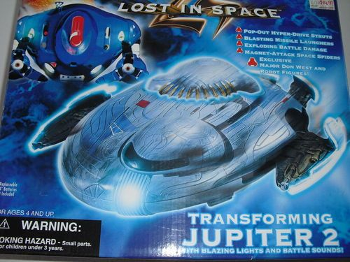 Deluxe Transforming Jupiter 2