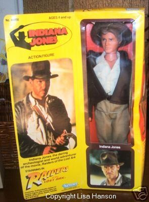 12-inch Indiana Jones Figure
