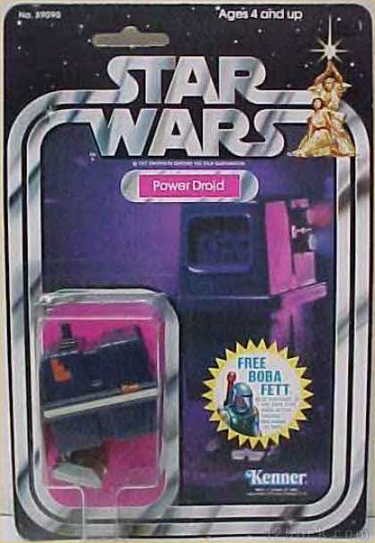 The Top Vintage Star Wars Action Figures Fromkenner