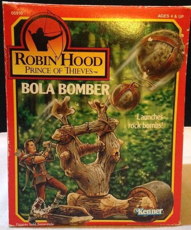Bola Bomber