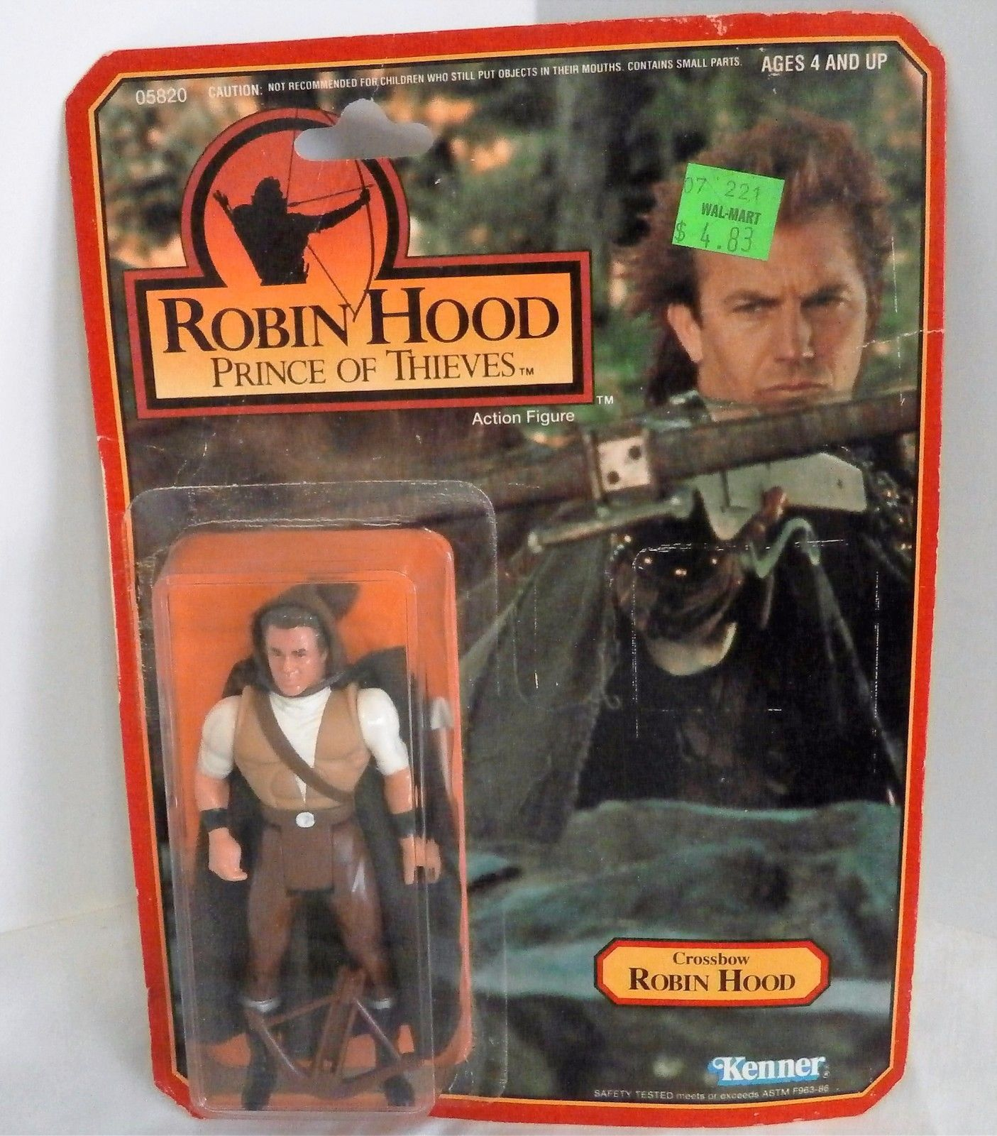 Robin Hood with Crossbow