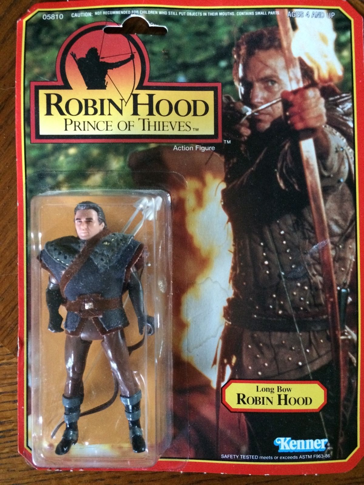 Robin Hood with Longbow