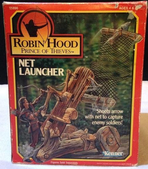 Net Launcher