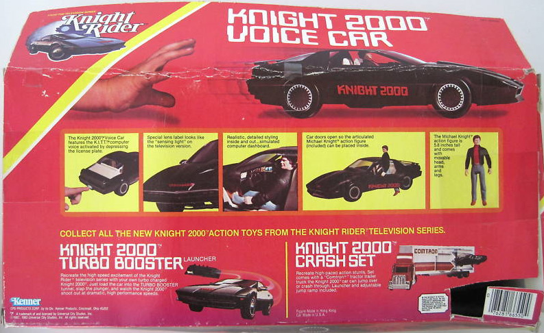 Knight 2000 Voice Car