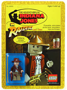 Lego Indiana Jones Figures