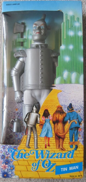 12-inch Wizard of Oz Tinman