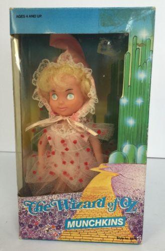 6-inch Wizard of Oz Munchkins Flower Girl