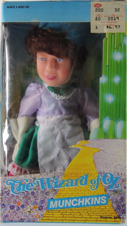 6-inch Wizard of Oz Munchkins Dancing Girl