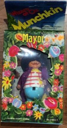 Munchkin Mayor