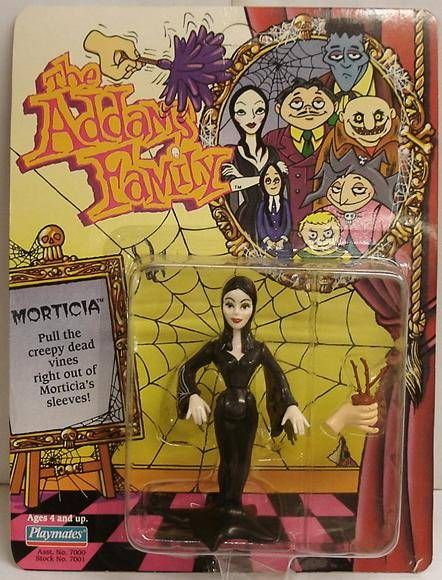 Playmates Morticia