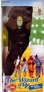 12-inch Wizard of Oz Witch