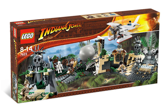 How Many Lego Indiana Jones Sets Are There