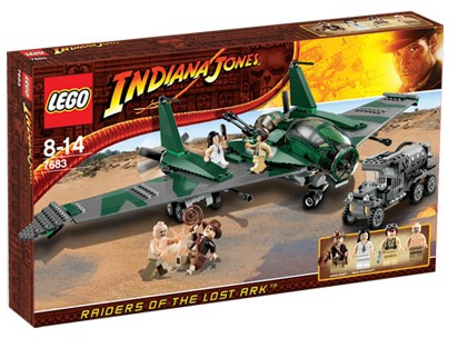 How Many Lego Indiana Jones Sets Are There?