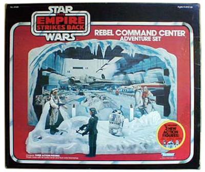 Rebel Command Centre