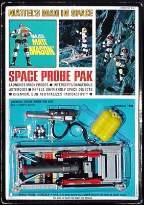 Space Probe Pak