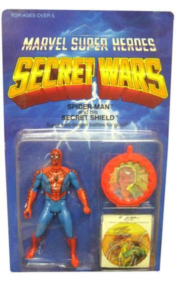 Spider-man Secret Wars