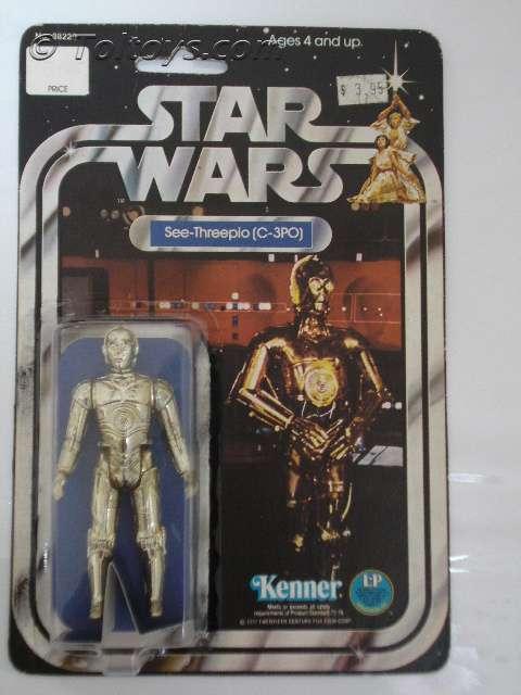 Star war 12 vintage