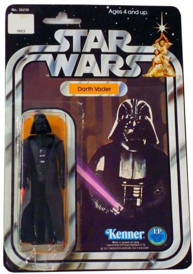 Original Star Wars Toys : Original star wars vintage figures from kenner read