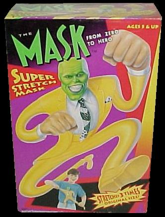 Super Stretch Mask