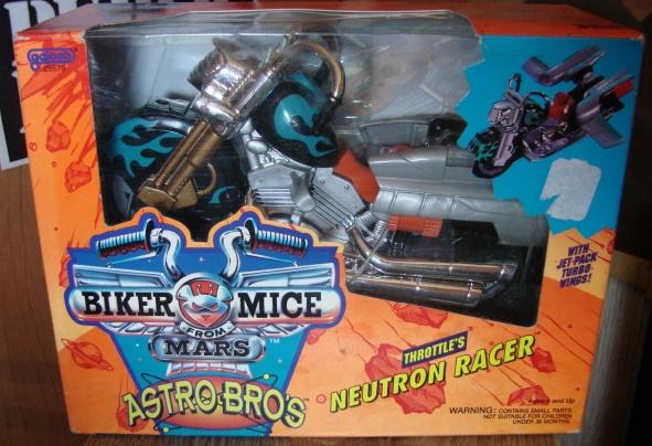 Throttle's Neutron Racer