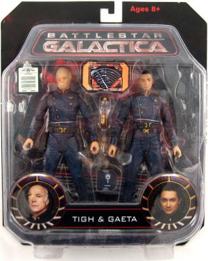 Tigh & Gaeta