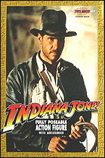 Mc Coy Indiana Jones Figures