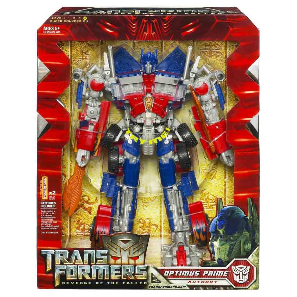 Transformers Franchise Nets Hasbro More Than $2.5 Billion!!