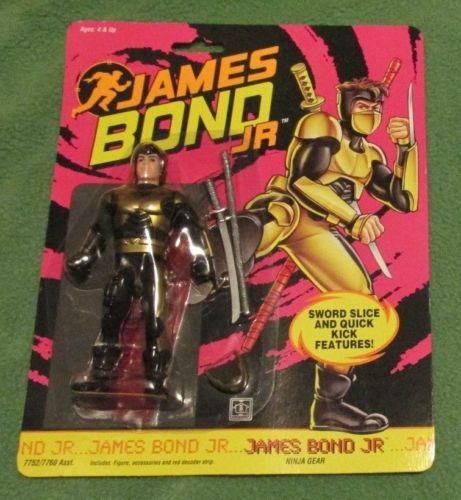 James Bond Jr. Ninja Gear