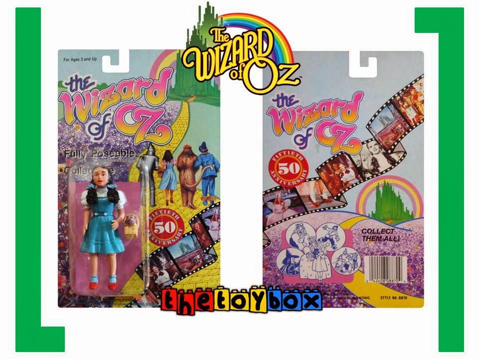 3 inch Wizard of Oz Dorothy