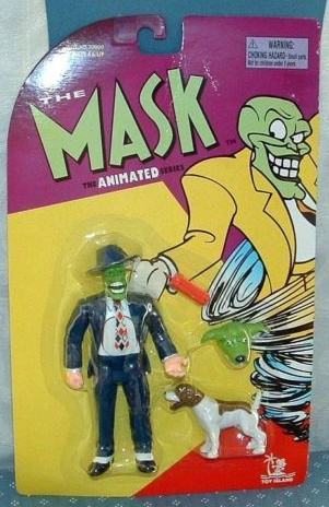 Belly Bustin Mask