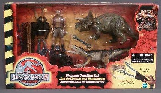 Dino Tracking Set