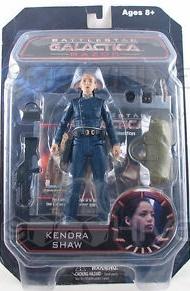 Kendra Shaw (Pegasus Duty Blues)