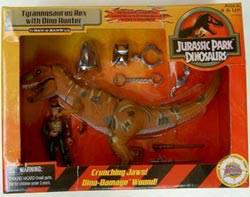 Tyrannosaurus Res w/ Dino Hunter
