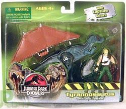 Tyrannosaurus Rex with Dino Tracker