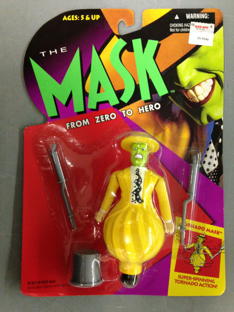 Tornado Mask