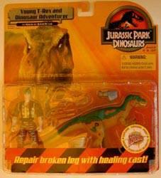 Young T-Rex w/ Dino Adventurer