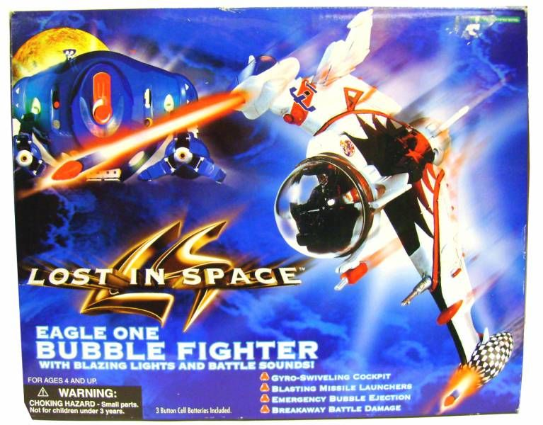 Eagle One Bubble Fighter