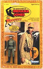 Indiana Jones in German Uniform
