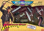 Indiana Jones Micro Machines
