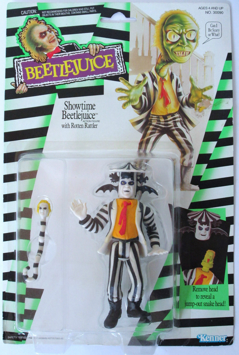 Showtime Beetlejuice
