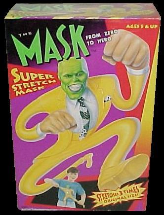 Super Stretch Mask